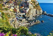 Amalfi/ positano/ cinque terre