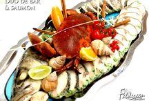 Plats buffet / Découvrez nos présentations de plats maison pour vos buffets