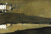 P Andrew Wyeth