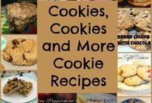 Cookies και κουλουράκια