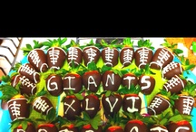 Sports party ideas / by Diana Corral
