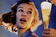 60's liquor ads