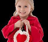 Dreams for little girls / Vaatteita, leluja, koruja jne. pienille tytöille, lähinnä käsityönä