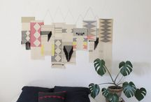 Wall-hangings & tapestry: