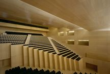 Theaters & Playhouses / Best of Contemporary Theaters & Playhouses / by KNSTRCT