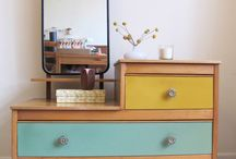RETRO STYLE FURNITURE: ALWAYS EN VOGUE
