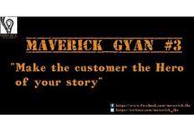 Maverick Gyaan 1.0 / Tips about Marketing