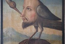 mythical creatures, bestiario / hirviöt etc