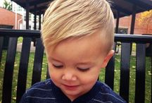 Hair cut ideas for my boys