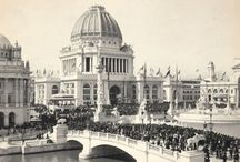 1893 World's Columbian Exposition / May 1 to October 30, 1893.