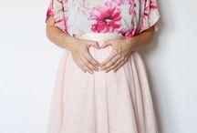Schwangerschaft - Pregnancy - Babybauch