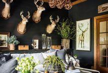 Style:  Modern Lodge