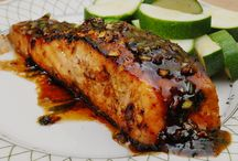 Seafood Recipes / All types of seafood