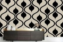 Wallpaper / Wall mural / Wandgestaltung, Fototapete, Tapete, Wall deco, photo wallpaper,
