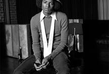 MJ old school pics