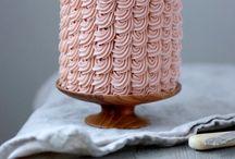 Cake }{ Buttercream