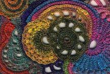 Motive multicolore