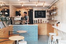 take away coffee shop