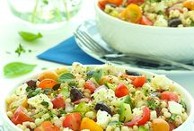 Salads / by Ilene Ackerman