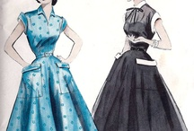 My 1950s Patterns / 1950-1959