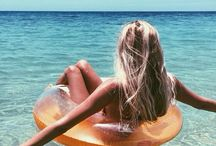 Beach Inspo / The kind of stuff we dream about in the nighttime, and drool about in the daytime
