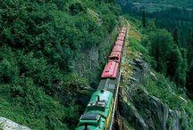 Pociągi  Lokomotywy