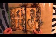 Craft - Altered Books
