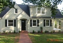 Remodel Exterior / by Kaitlin Renner