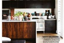 Moses Road Kitchen / Scullery / ideas for kitchen island and scullery