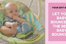 Let Your Baby Bounce To The Best Baby Bouncer! (Your 2017 Guide)