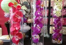 Real-like Orchid for Centerpiece