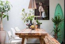 dining room - stanza da pranzo