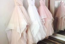 princess and wedding dresses
