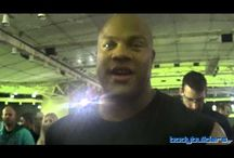 Phil Heath in Greece / Photos & Videos from Phi Heath's visit to Greece, on November 16th 2013.