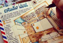 Traveler's Notebook / Journal ideas