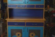 Special furnitures / Uniikkeja huonekaluja