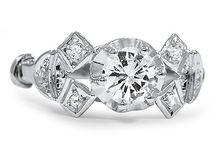 Upgrade / Wedding rings! / by Kari Jo