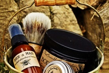 Mens Grooming / Here, you will find handmade and artisan crafted products designed with men in mind.