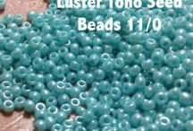 Psyche Creations Shop / All things craft sold by Psyche Creations #beads #toho #seedbeads #charms #pendants