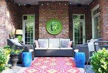 Outdoor Ideas / by Crystal Yates