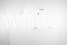 It's all White! / 50 Shades of White