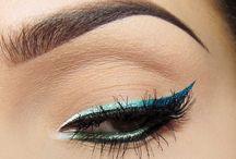 Augen Make-Up / Schminktipps und -Ideen