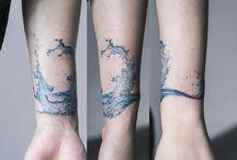 Water tattoo