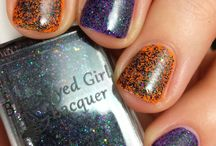 What Wouldn't I Do? / Blue Eyed Girl Lacquer - What Wouldn't I Do? Collection
