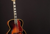 guitars / by STEPHANIE ANDERSON