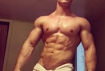 Gym Motivation for Guys / This page is about motivation for guys who want to try to reach a new sporting level. Or those who have always tried to lose weight. For all of those, these models should stand as an example. You can do it!
