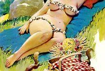 Wonderful Hilda / Pinup