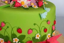Cake, CupCake & Cookie
