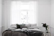 Bedrooms / Bedroom ideas, soft and delicate