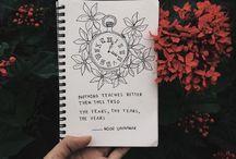 Citas en cuadernitos